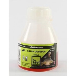 Legend Boilie Dip Squid Octupus 100ml дип Rod Hutchinson - Фото