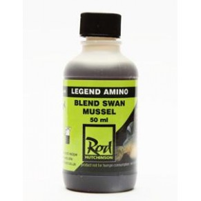Legend Amino Blend Swan Mussell 50ml. аттрактант Rod Hutchinson - Фото