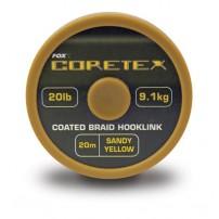 Coretex 35lb weedy green x 20m Fox