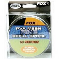 PVA Mesh Narrow 25m Fine Mesh Refill (сетка...
