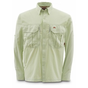 Guide Shirt Wasabi L рубашка Simms - Фото