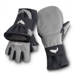 Windstopper Foldover Mitt XL перчатки Simms - Фото