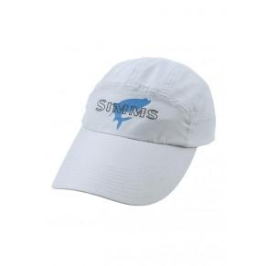 Microfiber LB Cap Grey кепка Simms - Фото