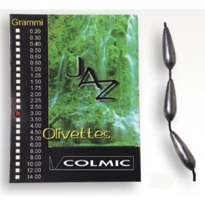 JAZ 2.25GR (B.5P z) груз-оливка Colmic - Фото