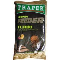 Feeder Turbo прикормка 1кг Traper