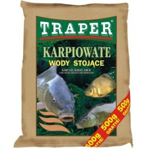 Bait 2.5kg For Carp - Standing Water - Фото