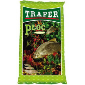 Plotva 0,75 кг прикормка Traper - Фото