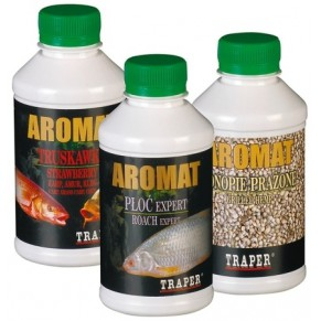 Aromat Плотва-секрет 250 мл аттрактант Traper - Фото