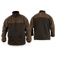 Two Tone Fleece Jacket Options Medium куртка
