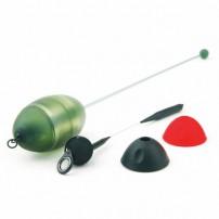Halo Adjustable Zig Float Kit зиг риг система Fox