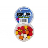 Pop-Ups Tropical Fruits mixed 110g