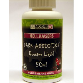 Dark Addiction Hellraisers Booster Liquid 50ml бустер CC Moore - Фото