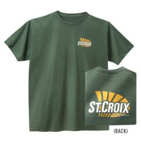 T-Shirt/SS/Willow М футболка St.Croix