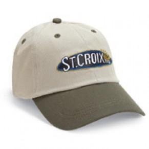 Cap/Twill/Khaki & Moss/(cерая) кепка St.Croix - Фото