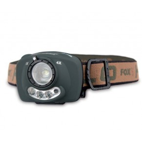 Halo HT100 фонарь налобный Fox - Фото