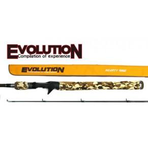 Evolution EC-602M удилище каст. 7-21гр 16lb - Фото