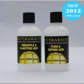 Plum & Caproic Acid 100ml добавка Nutrabaits - Фото