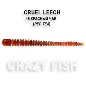 Cruel Leech силикон  8-5.5-15-6 кальмар - Фото