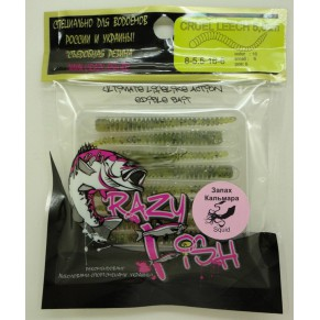 Cruel Leech силикон  8-5.5-16-6 кальмар - Фото