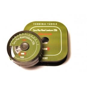 Core Plus Leadcore Silt 45lb 7m лидкор Nash - Фото