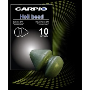 Heli bead HB-0027 Carpio - Фото