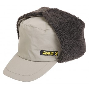 302780-L Inari Gray шапка-ушанка Norfin - Фото