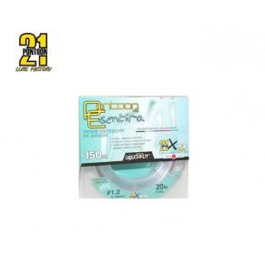 Esentira, 24lb, 150m, multicolor WX4 шнур Pontoon21 - Фото