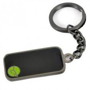 Key Ring Dog Tag брелок Korda - Фото