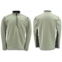 Guide Fleece Top Sterling/Coal L блуза Simms