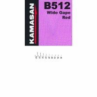 B512-018  KAMASAN  Крючки *10