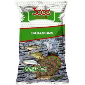 3000 Club Carassins Karas 1kg Sensas - Фото