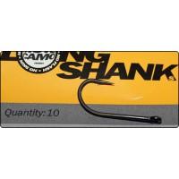 Long Shank Size 2x10 Per Pack крючек Solar