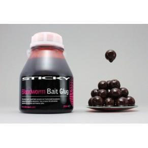 Bloodworm Glug - 1*250ml Tub Sticky Baits - Фото