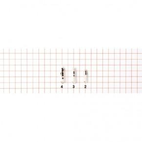 04501003 Glass rattel dia 3, уп-ка (5шт) - Фото