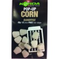 Pop-up Corn Banoffee White насадка Korda