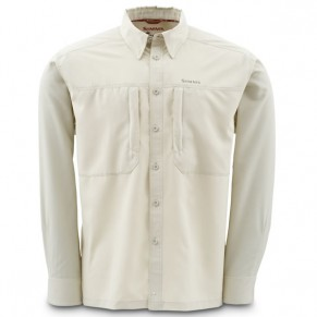 BugStopper NFZ Shirt Birch L Simms - Фото