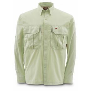 Guide Shirt Wasabi S рубашка Simms - Фото