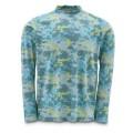 Solarflex LS Shirt Salt Camo M рубашка