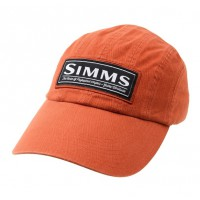 Double Haul Cap Simms Orange Simms