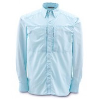 Ultralight Shirt Ice Blue L Simms