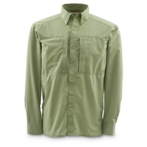 Ultralight Shirt Dill L Simms - Фото