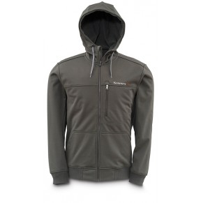 Rogue Fleece Hoody Coal XXL куртка Simms - Фото