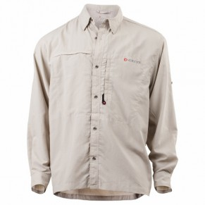 Strata Fishing Shirt L Greys - Фото