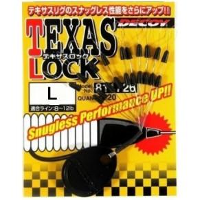 Texas Lock L-1 L, 20шт стопор Decoy - Фото