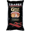 Gold 1кг Expert черная прикормка Traper
