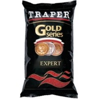 Gold 1kg Expert black Traper
