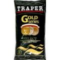 Gold 1кг Select желтая прикормка Traper