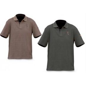 Polo Shirt XXL Green поло с воротником Fox - Фото