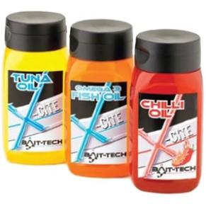X-cite Tuna Oil 300ml Bait-tech - Фото