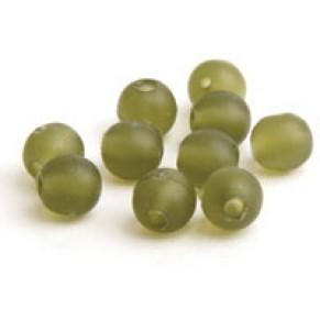 Tapered Bore Bead Green шарик резиновый буферный Fox - Фото